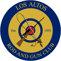 Los Altos Rod and Gun Club logo